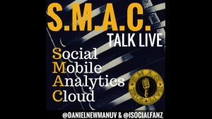S.M.A.C.Talk Live Podcast logo