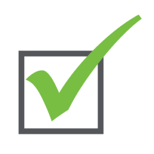icon checkmark